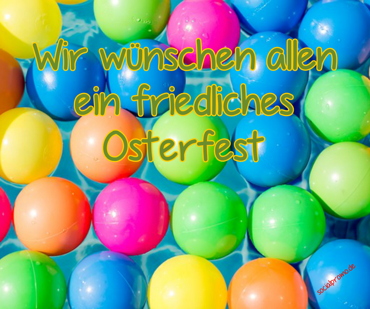 Frohe Ostertage