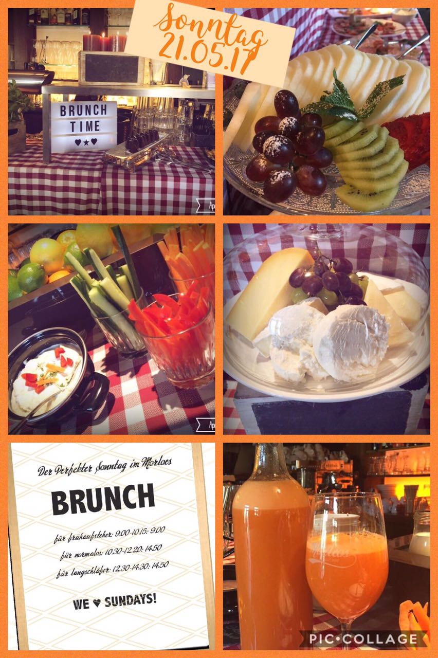 Time to Brunch – im Morleos Offenbach !