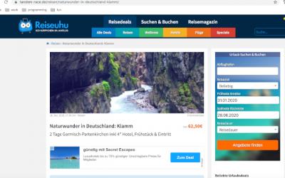 Exklusiv: Heftige Duplicate-Content-Attacken bei Reiseuhu.de