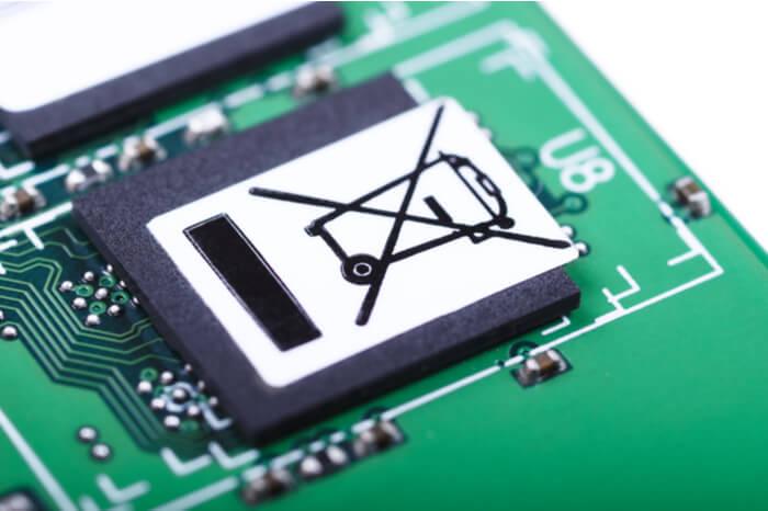 Fehlende Kennzeichnung nach ElektroG ist unlauter