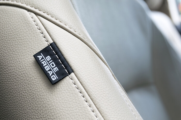 Hinweispflicht: Eignung von Autositzbezügen für Airbags