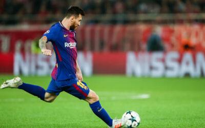 Unionsmarke: Es gibt nur einen Lionel Messi