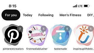 Pinterest: Die Inspirationsplattform führt Story Pins ein
