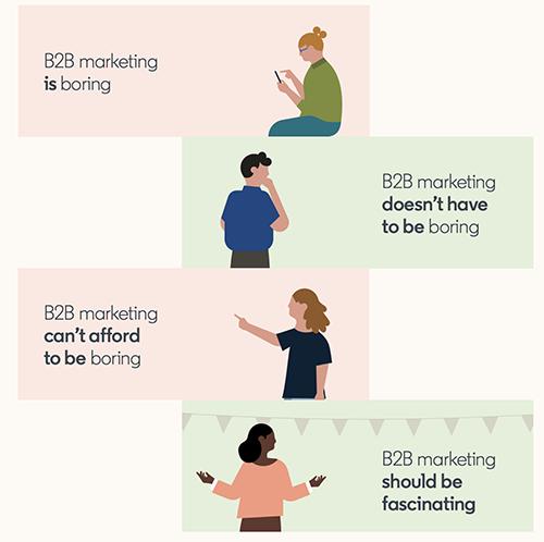 Pocket Guide von LinkedIn: So geht kreatives B2B Marketing