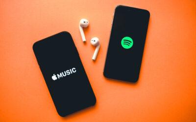 EU-Kommission prangert Apple Music an