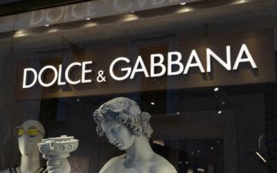 Dolce & Gabbana klagt gegen Davina Geiss