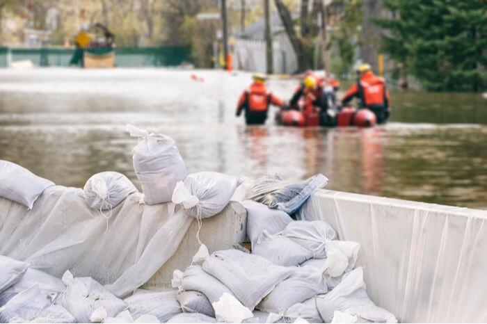 Steuerliche Erleichterungen für Hochwasser-Betroffene