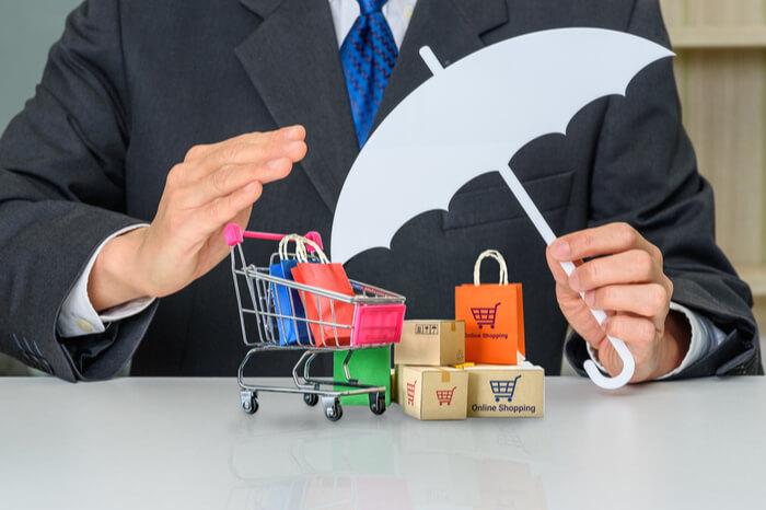 Vorsicht beim Verkauf von Elektroartikeln