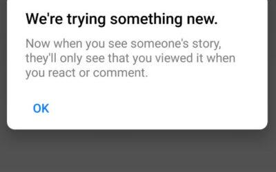 Stalker Mode on: Facebook versteckt Story Views