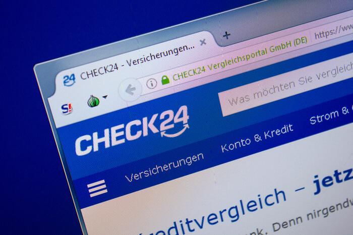 Check24 muss ausdrücklich auf eingeschränkte Anbieterauswahl hinweisen