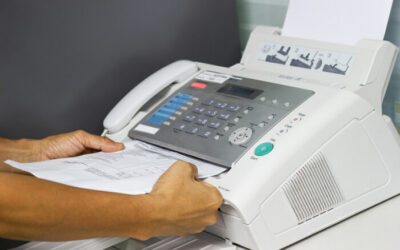 Fax mit personenbezogenen Daten verstößt gegen DSGVO